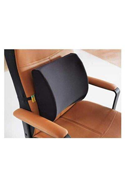 Lüks Minder Ortopedik Bel Sırt Destek Yastığı Minderi Koltuk Sandalye Ofis Sırt Bel Desteği Yastığı Minderi