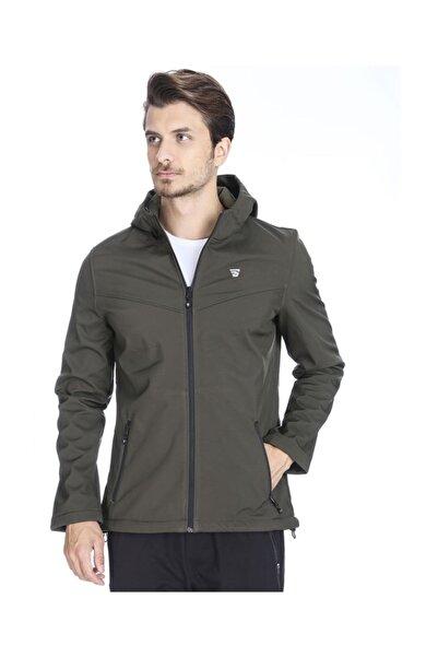 Sportive Stopman Erkek Yeşil Fermuarlı Sweatshirt 710754-hkı