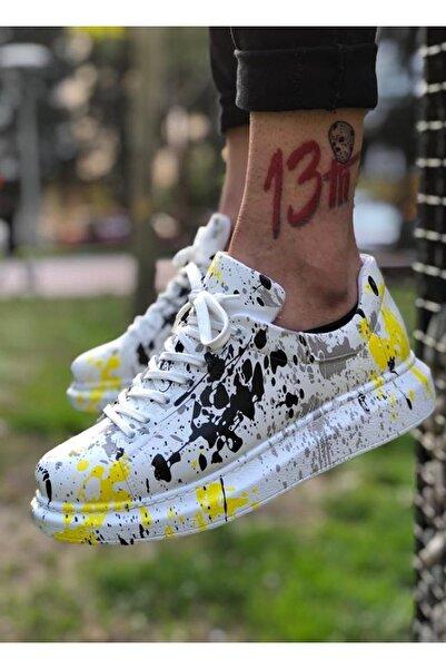 Chekich Benekli Unisex Sneaker 255