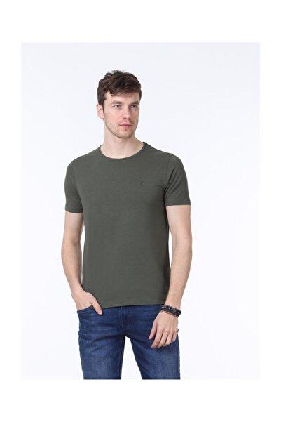 Ramsey Düz Örme T-Shirt - RP10114149