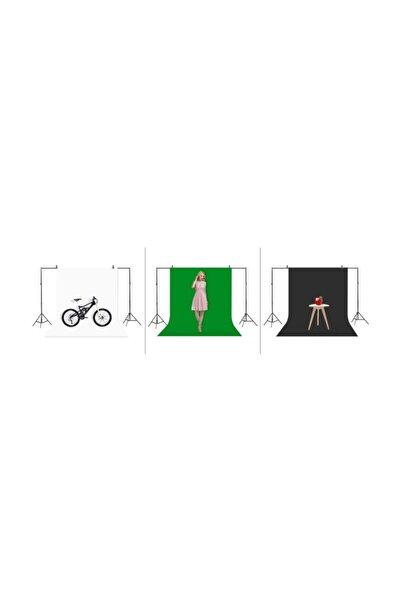 ADA GREENBOX Chromakey-green Screen- Greenbox Yeşil Fon Perde(2x3 M)