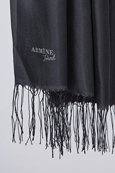 Armine Trend Nergis Siyah Şal