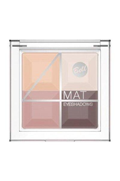 Bell 4 Mat Eyeshadow No 01
