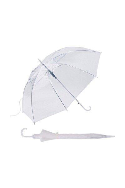 RoseRoi Şeffaf Şemsiye