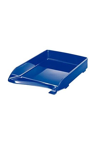 Leitz Leıtz Evrak Rafı Tekli Mavi 5220