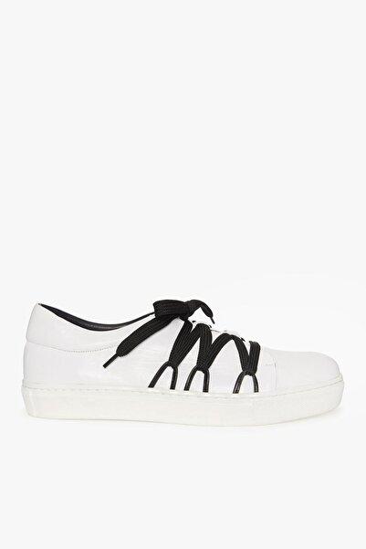 Xint Kadın Beyaz Ayakkabı - 18YB17094686-02