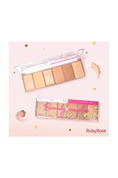 Ruby Rose Corretivo Beauty Complex Light E Dark -
