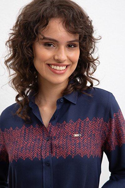 U.S. Polo Assn. Kadın Gömlek G082GL004.000.846492