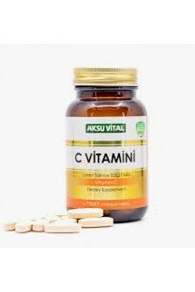 Shiffa Home C Vitamini Aksuvital 1250 Mg 60 Tablet 1 Kapsül 13 Portakala Eşdeğer
