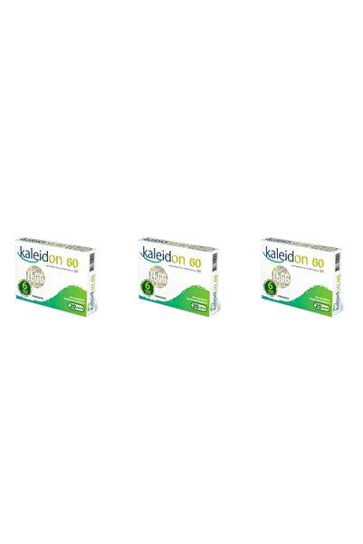 Sustenium Kaleidon 60 Mg 20 Kapsül 3' Lü Paket