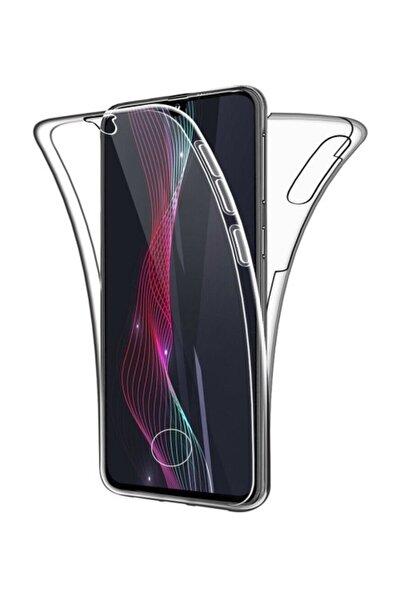 Kılıfreyonum Samsung Galaxy A50 Ön Arka Şeffaf 360 Derece Tam Korumalı Kılıf