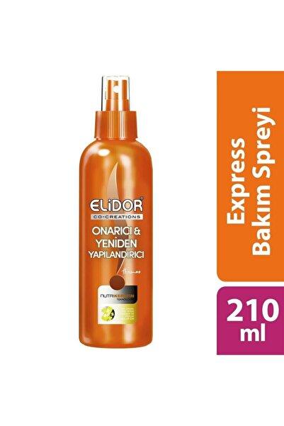 Elidor Onarıcı Bakım Sıvı Saç Kremi 210 ml
