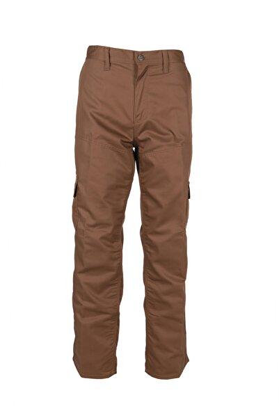 Dark Forest Erkek Kahverengi Kurt Model Outdoor ve Avcı Pantolonu