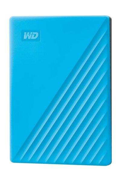 WD My Passport 2tb 2.5 Inc Usb 3.2 Mavi Taşınabilir Disk Byvg0020bbl-wesn