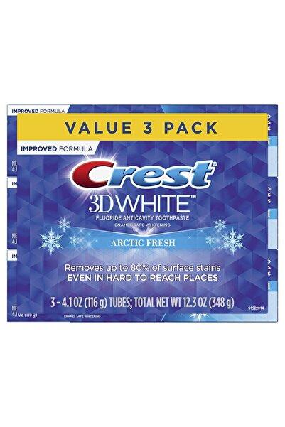 CREST 3d White Arctıc Fresh Diş Macunu 116 Gr X 3 Adet