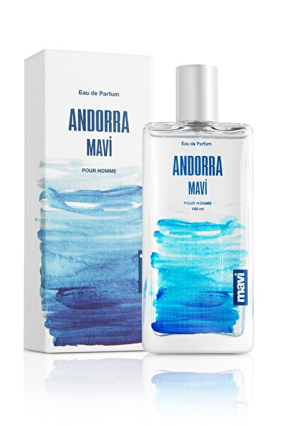 Mavi Andorra Erkek Parfüm