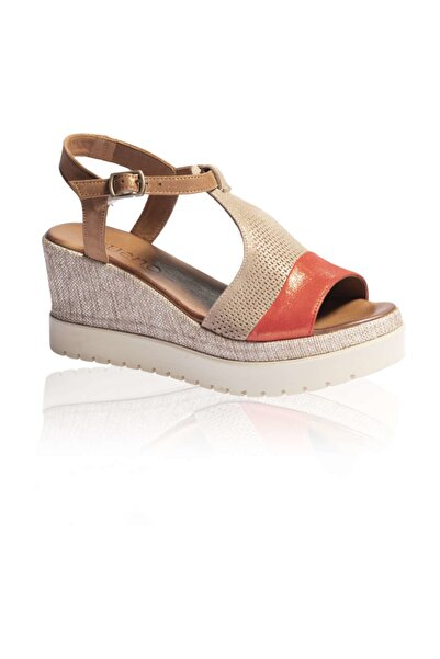 BUENO Shoes Gri BayKadın Sandalet 9n3502