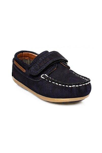 Vicco 910.b20y.053 Bebe Deri Lacivert Çocuk Ayakkabı