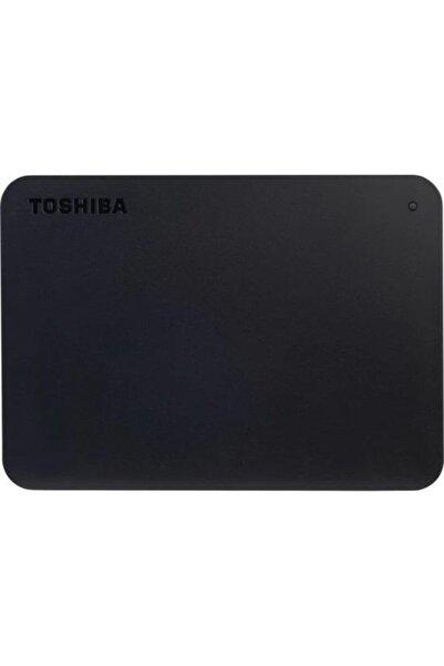 "Toshiba Canvio Basic 2.5"" 1TB USB 3.2 Gen1 + Type-C Taşınabilir Harddisk HDTB410EK3AB"