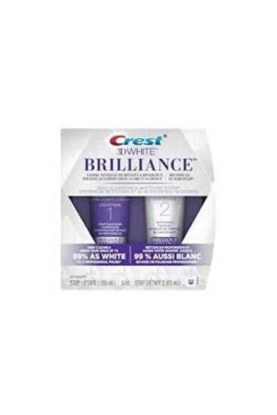 CREST 3d White Brilliance Daily Cleansing Macun & Beyazlatma Jeli