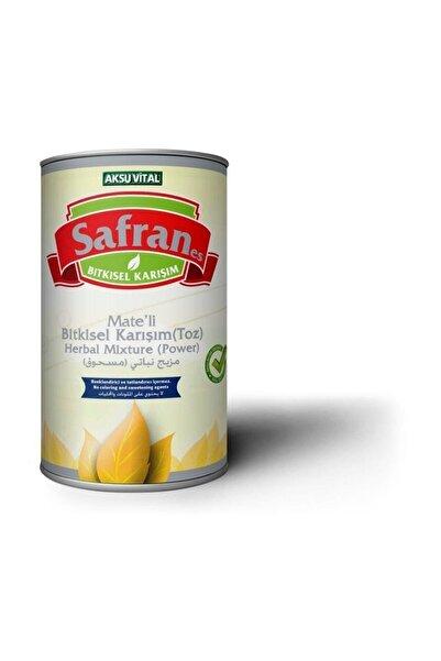 Aksu Vital Toz Bitkisel Karışımı Safran Es Çayı 200 gr