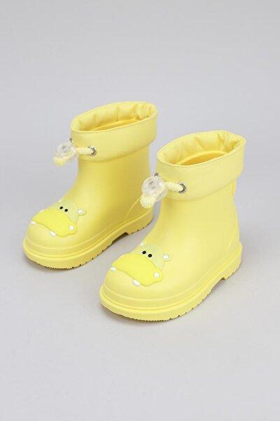 IGOR Bimbi Hipo Çocuk Yağmur Çizmesi Sarı