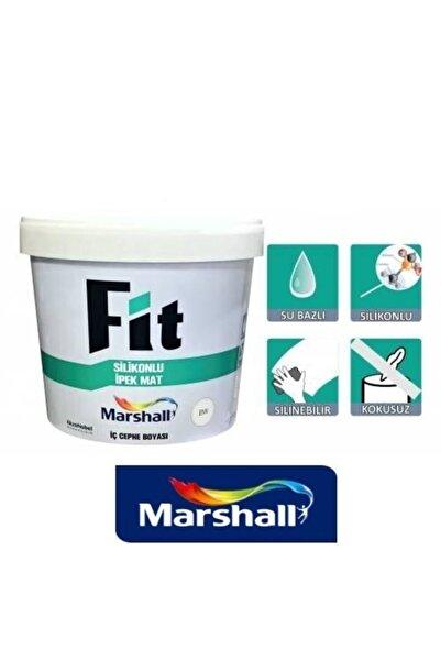 Marshall Fit Silikonlu Ipek Mat Su Bazlı-silinebilir 10kg-iç Duvar Boyası-kokusuz