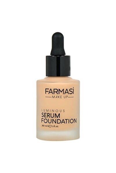 Farmasi Make Up Serum Fondöten  No:02
