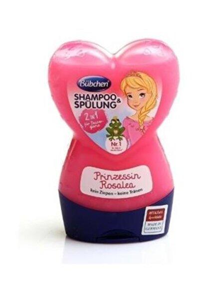 Bübchen Şampuan + Bakım Balsamı Prenses Rosalea (2 Si 1 Arada) 230 ml
