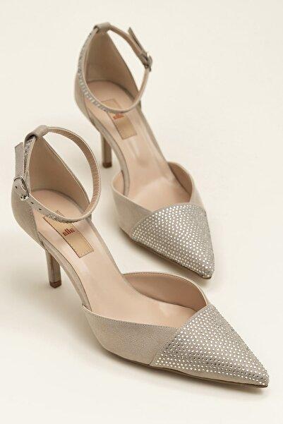 Elle Shoes KAVYA Açık Vizon Kadın Ayakkabı
