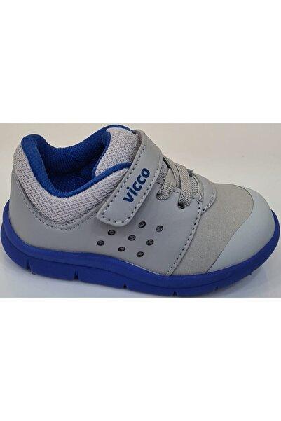 Vicco Erkek Çocuk Gri Spor Ayakkabı 346b20k153