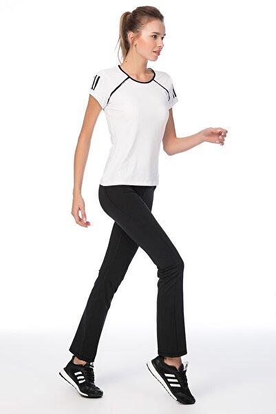 adidas WO PANT STRAIGH Siyah Kadın Eşofman 101117451