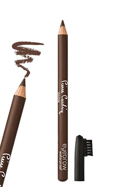 Pierre Cardin Suya Dayanıklı Şekillendirici Kaş Kalemi - Eyebrow Pencil Kahverengi  8680570258142