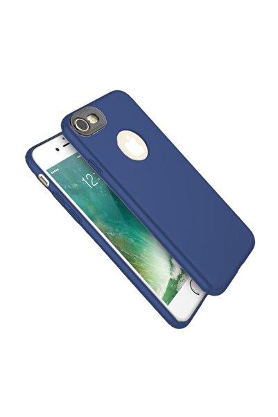 Totu Design TotuDesign Color iPhone 7 Lacivert Kılıf