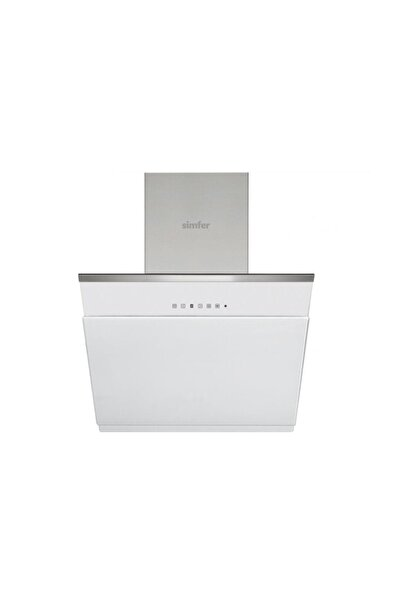 Simfer 8640 Sm Beyaz Duvar Tipi Davlumbaz