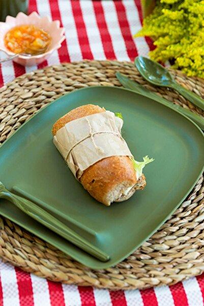 Madame Coco Spring Piknik Seti - Koyu Yeşil