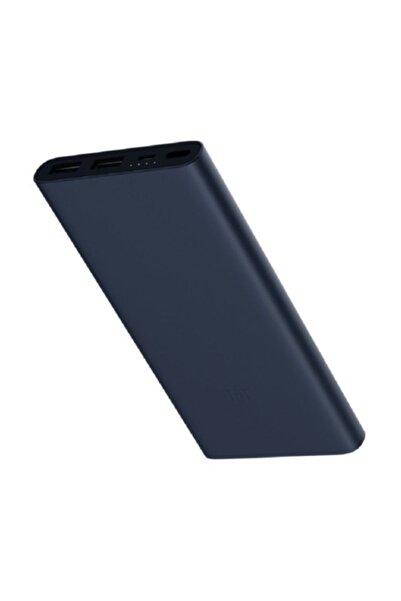 Xiaomi 10000 mAh (Versiyon 3) Taşınabilir Şarj Cihazı Lacivert (İnce ve Hafif Kasa)