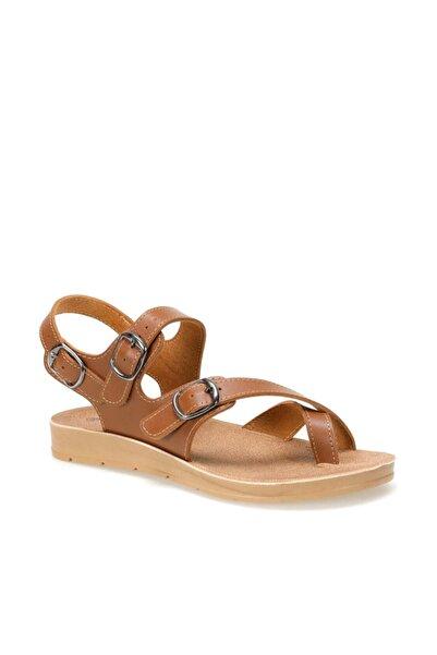 Polaris 91.158657.Z Taba Kadın Sandalet 100379930