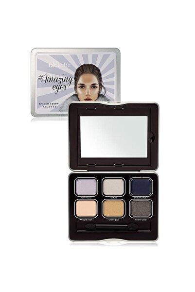Faberlic Amazingeyes Göz Farı Paleti 10 g Purple 4690302362522