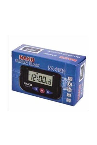 NAKO Küçük Dijital Masa Saati-araba Saati Alarm Kronometre - Mini