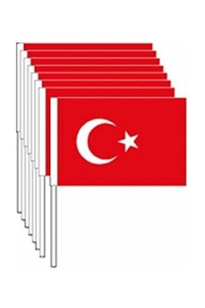 Vatan Normal Çıtalı Türk Bayrağı 100 Adet