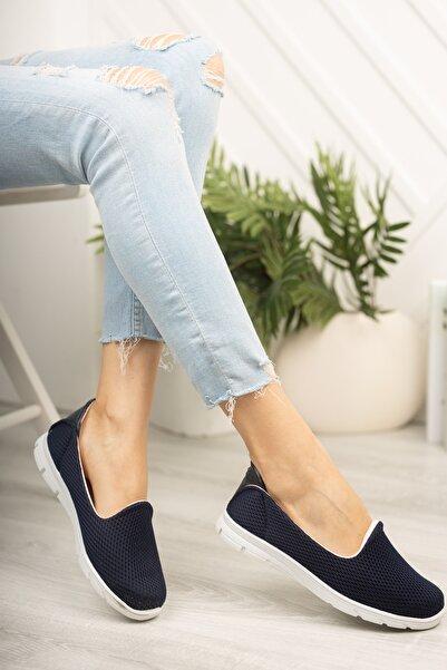 Fogs Kadın Babet Rahat Hafif Taban Günlük Ayakkabı