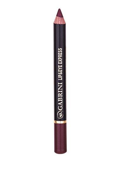 Gabrini Lip& Eye Pencil 136