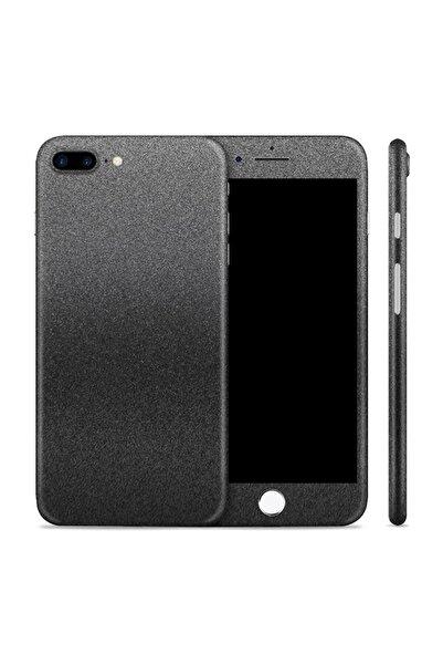 Renkli Garaj iPhone 7 Plus Mat Charcoal Telefon Kaplama