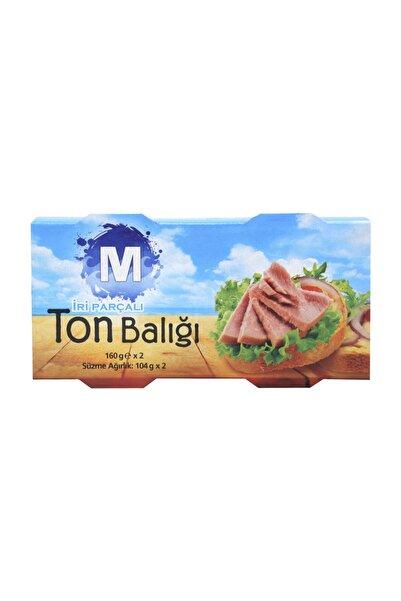 Migros İri Parçalı Ton Balığı 2X160 g