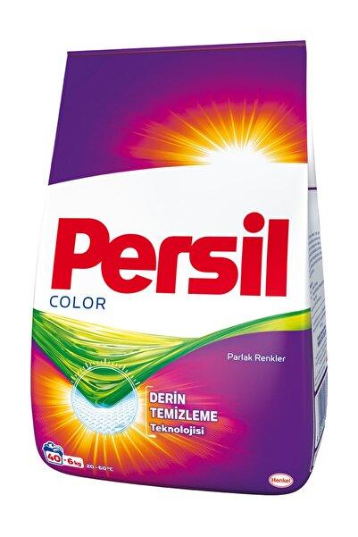 Persil Çamaşır Deterjanı Color 40 Yıkama 6 Kg