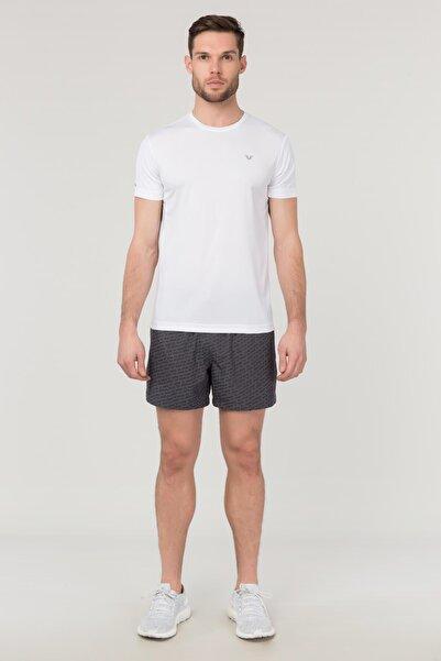 bilcee Beyaz Erkek Antrenman T-Shirt FS-1332