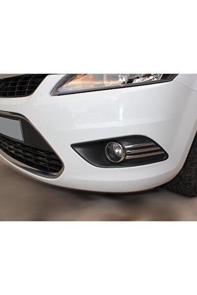 Omsa Ford Focus 2 Krom Sis Farı Kaşları 2008-2011