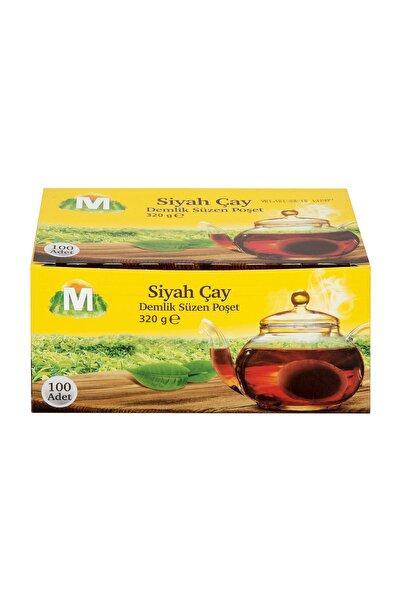 Migros Demlik Poşet Çay 320 g 100'lü