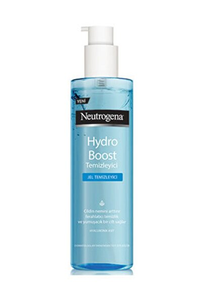 Neutrogena Hydro Boost Water Jel Temizleyici 200 ml